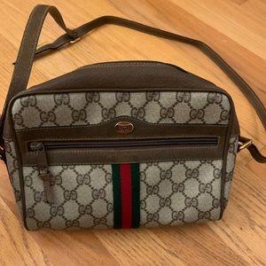 Vintage 70's Gucci Crossbody bag